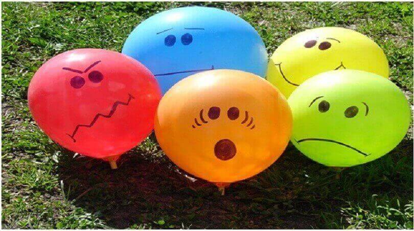 gestire le emozioni negative